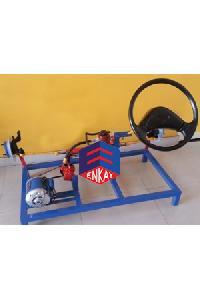 Hydraulic Power Steering System (Motorised)