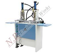 Double Round Corner Cutting Machine
