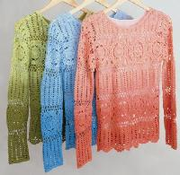 crochet lace top we offer hand made cotton crocheted lace womens tops ...