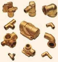 Brass Copper Turned Forged Parts