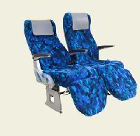 Intercity bus seats