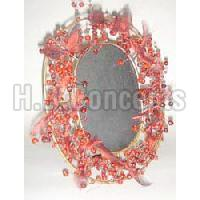 Beaded Picture Frame Pfz-0109