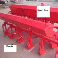 Multicrop Seed Drill
