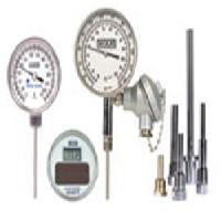 Mechanical Temperature Measuring Instruments