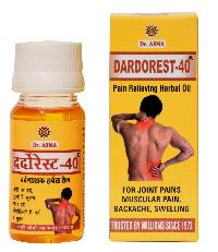 Dardorest-40 Pain Relieving Herbal Oil