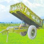 Hydraulic Tipping Trailer