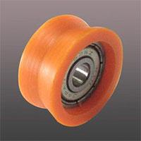 Cast Nylon Wheels