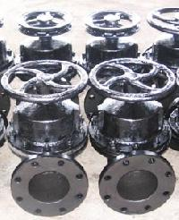 Rubber lining for valves
