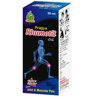 Pragya Rhumotil Pain Relief Oil