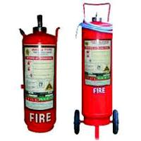 Water Carbon Dioxide Type Fire Extinguisher