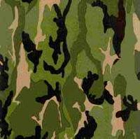 Camouflage Print Fabrics