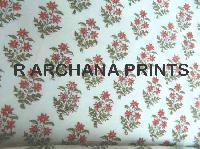 Motif Buti Printing Fabric