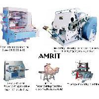 Lamination & Die Punching & Paper Cutting Machines