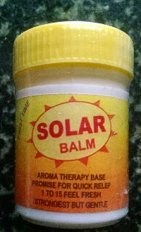 Pain Balm With Aroma Therapy
