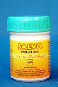 Salvo - Pain Relieving Balm