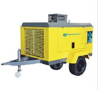Electrical Portable Screw Air Compressor