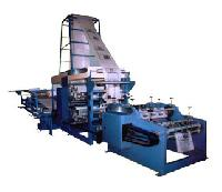 4/6 Colour Flexographic Woven Sack Printing & Cutting Machine
