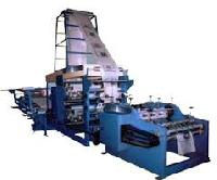 Colour Flexographic Woven Sack Cutting Machine