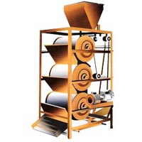 Triple Drum Magnetic Separator - Shyam Magnetic