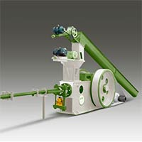 Biomass Wood Briquetting Machine