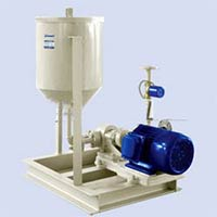 Oil/molasses Dosing System