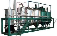 vegetable oil processing plant
