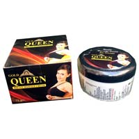 Queen Breast Massage Cream 75 Gm. (for Women)