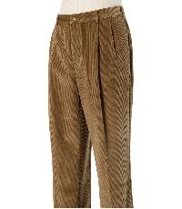 Innovative ESPRIT Men Brown Corduroy Chino Trousers Price In India