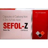 SEFOL-Z Capsules