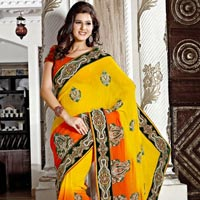 Wedding Party Wear Designer Sarees