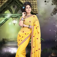 Party Wear Sarees for Wedding