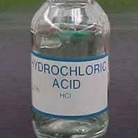 Hydrochloric Acid - Wholesale Suppliers,  Uttarakhand - Om Shri Sai Chemicals