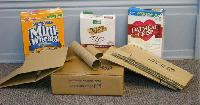 Corrugated Food Packaging Box