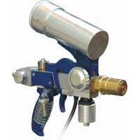 Combustion Powder Spray Gun