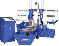 Automatic Hydraulic Bandsaw Metal Cutting Machine