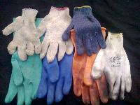 Used Hand Gloves