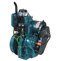 Air Cooled Blower Engine