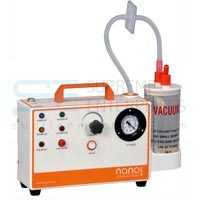 Ac/dc Suction Machine
