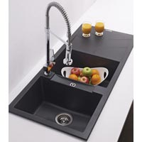 Granite Sink India : ... Of Kitchen Sinks, Granite Kitchen Sink, Stainless Steel Kitchen Sink