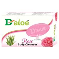 Aloe Vera Rose Bath Soap