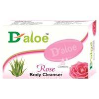 Aloe Vera Rose Bath Soap