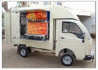 New Mobile Soda Fountain Machine