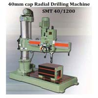 40mm Cap all Gear Radial Drilling Machine