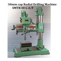 40mm Cap All Gear With Auto/fine Feed Radial Drilling..