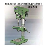 40mm Cap Auto Feed Pillar Drilling Machine
