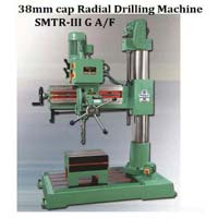 40mm Cap Auto Feed Radial Drill Machine