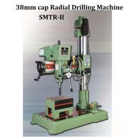 Belt Drive 38mm Cap Auto Feed Radial Drilling Machine