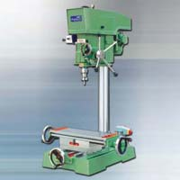 Precision Auto Feed Vertical Milling Machine
