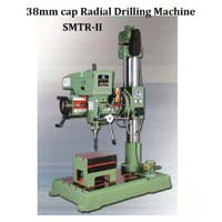 Siddhapura 38mm Cap Auto Feed Radial Drilling Machine