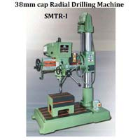 Siddhapura fine Feed Radial Drilling Machine